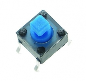 Micro switch 6x6mm; 7mm