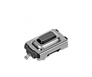 Micro switch TACT 3,7x6,1mm; 2,5mm; SMD