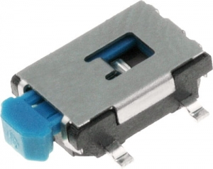 Micro switch kątowy 4,5x6,1mm; h=1,3mm