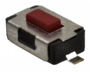 Micro switch TACT 3,9x6mm; 2,5mm; SMD
