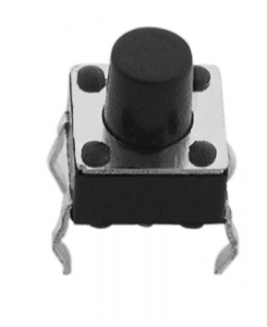Micro switch 4,8x4,8mm; 5mm
