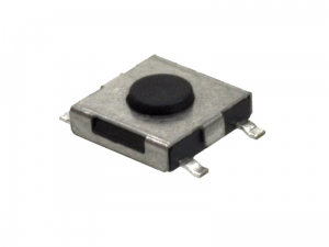 Micro switch TACT 4,8x4,8mm; 1,5mm; SMD